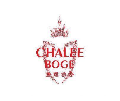 查理勃格-CHALEE BOGE