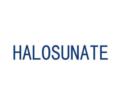 HALOSUNATE