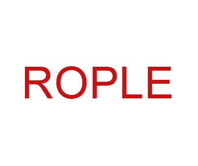 ROPLE