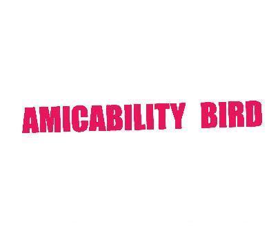 AMICABILITYBIRD