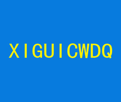 XIGUICWDQ