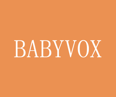 BABYVOX