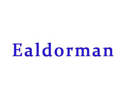 EALDORMAN
