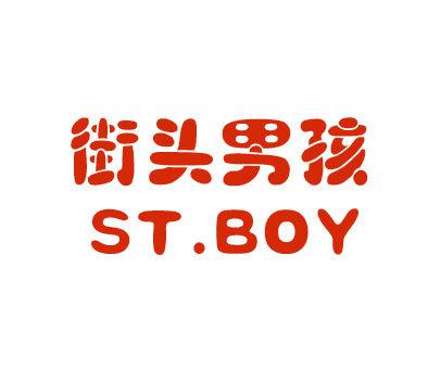街头男孩-ST.BOY