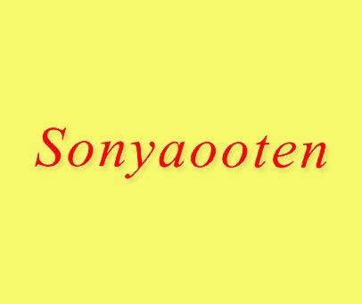 SONYAOOTEN