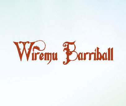 WIREMUBARRIBALL
