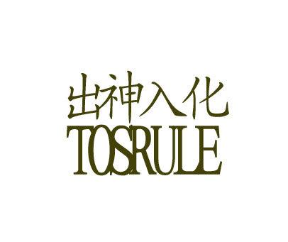 出神入化-TOSRULE