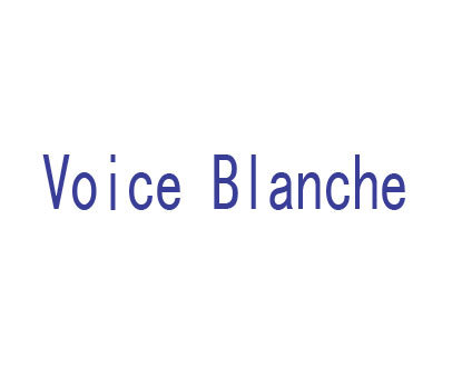 VOICEBLANCHE