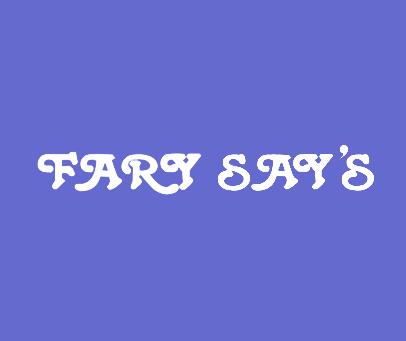 S-FARYSAY