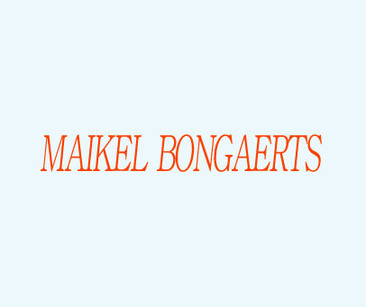 MAIKELBONGAERTS