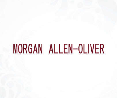 MORGANALLENOLIVER