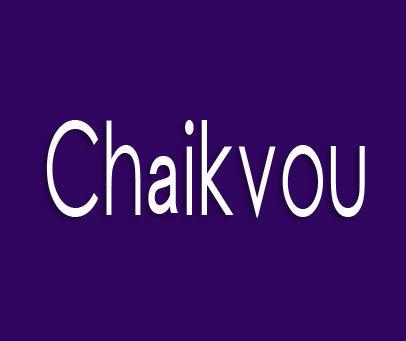 CHAIKVOU