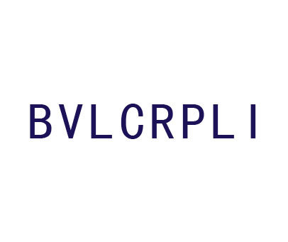 BVLCRPLI