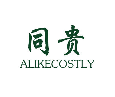 同贵-ALIKECOSTLY