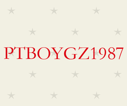 PTBOYGZ-1987