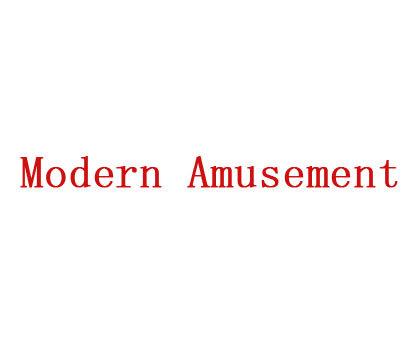 MODERNAMUSEMENT