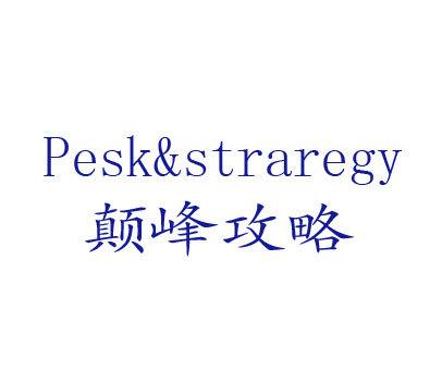 颠峰攻略-PEAKSTRATEGY