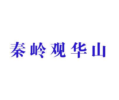 秦岭观华山