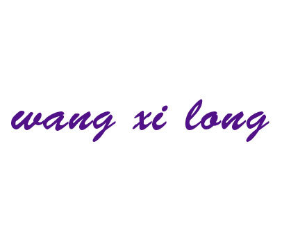 WANG XI LONG