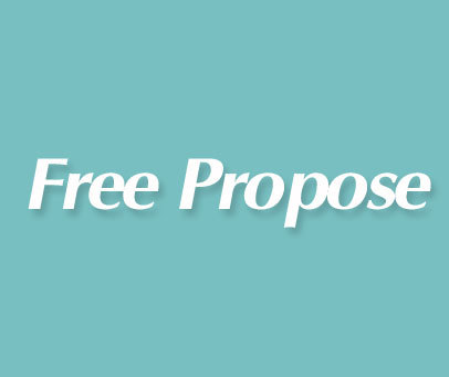 FREEPROPOSE