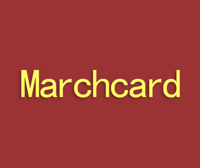 MARCHCARD