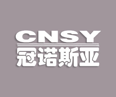 冠诺斯亚-CNSY