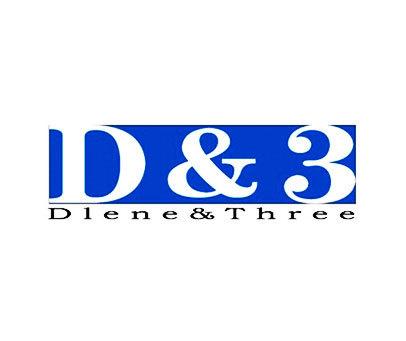 D-DLENE THREE-3
