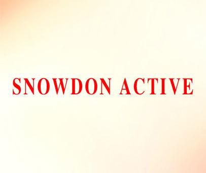 SNOWDON ACTIVE