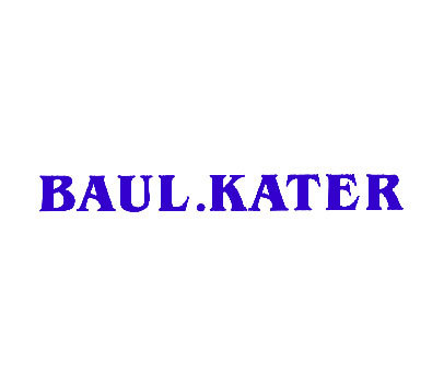 BAUL.KATER