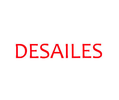 DESAILES