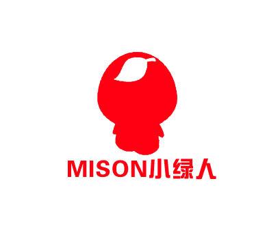小绿人-MISON