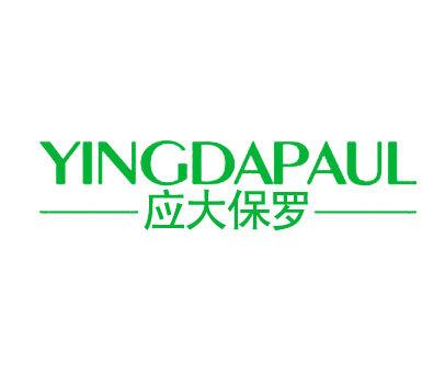 应大保罗-YINGDAPAUL