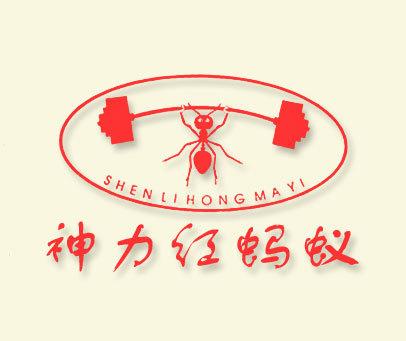 神力红蚂蚁