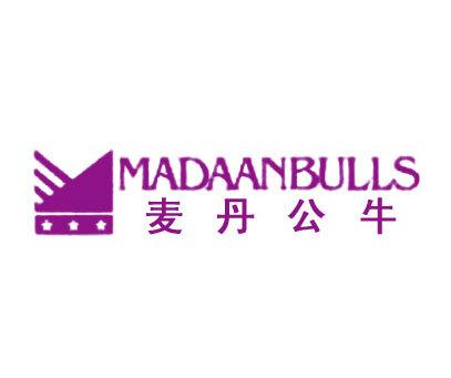 麦丹公牛-MADAANBULLS