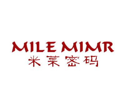 米莱密码-MILEMIMR
