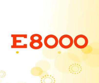 E-8000