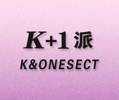 派-K&ONESECT-K+1