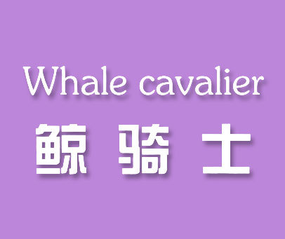 WHALECAVALIER-鲸骑士