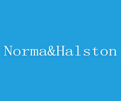 NORMAHALSTON