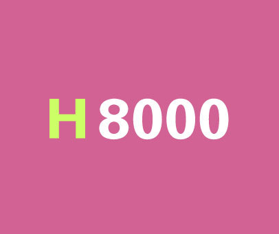 H-8000