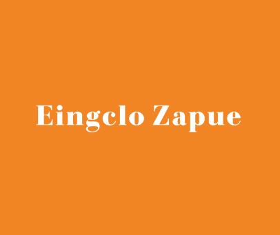 EINGCLO ZAPUE