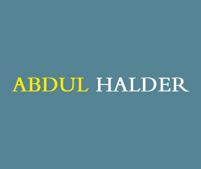 ABDULHALDER