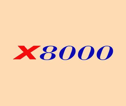 X-8000