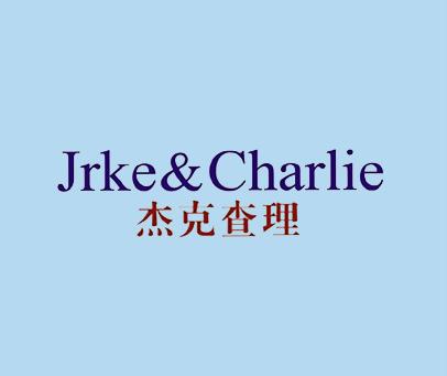 杰克查理-JRKECHARLIE