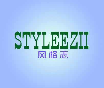 风格志-STYLEEZII