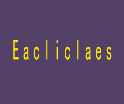 EACLICLAES