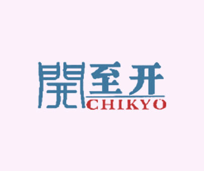 开至开-CHIKYO