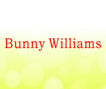 BUNNYWILLIAMS