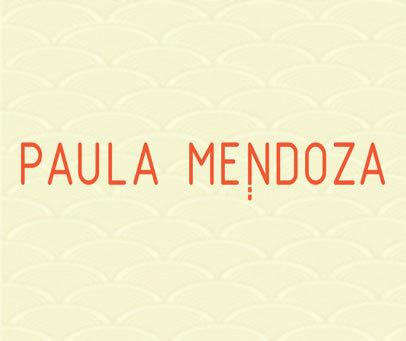 PAULA MENDOZA