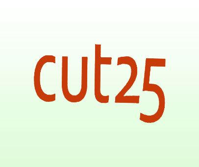 CUT 25